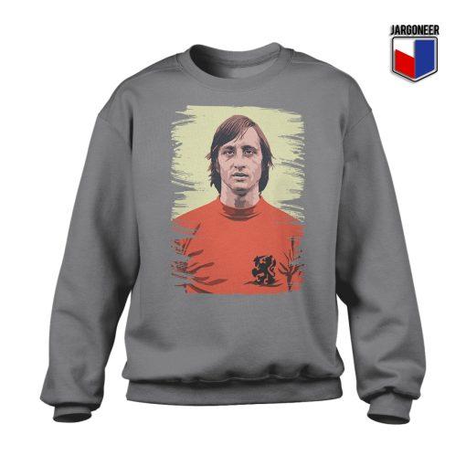 The Legendary Johan Cruijf Crewneck Sweatshirt