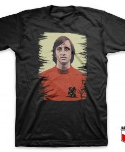 The Legendary Johan Cruijff T-Shirt