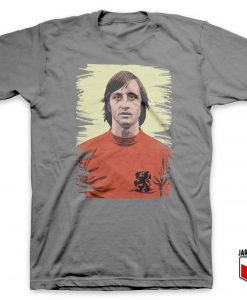 The Legendary Johan Cruijff T Shirt