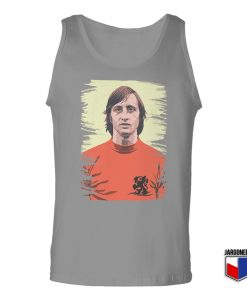 The Legendary Johan Cruijff Unisex Adult Tank Top