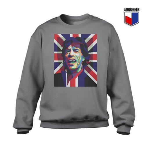 Union Mic Crewneck Sweatshirt