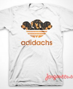 Adidachshund T-Shirt