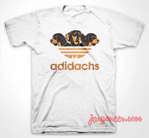 Adidachshund T Shirt