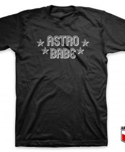 Astro Babe T Shirt