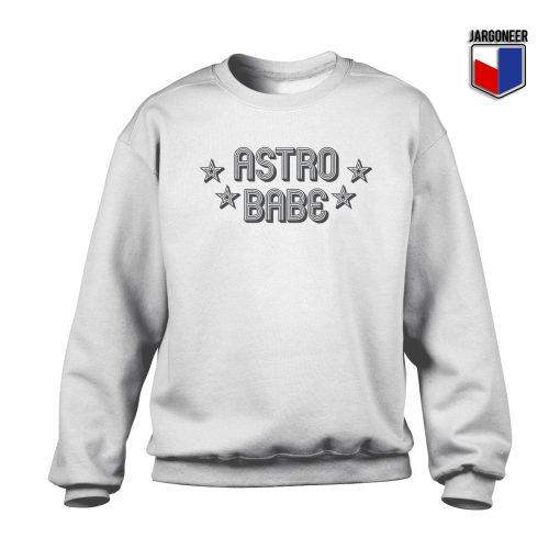 Astro Babe Crewneck Sweatshirt
