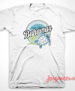 Bahamas Discover Paradise T-Shirt
