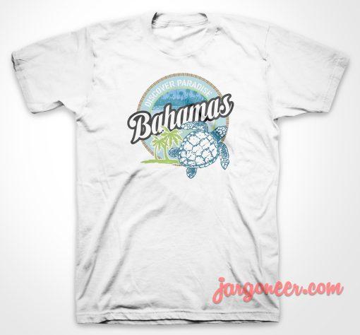 Bahamas Discover Paradise T Shirt
