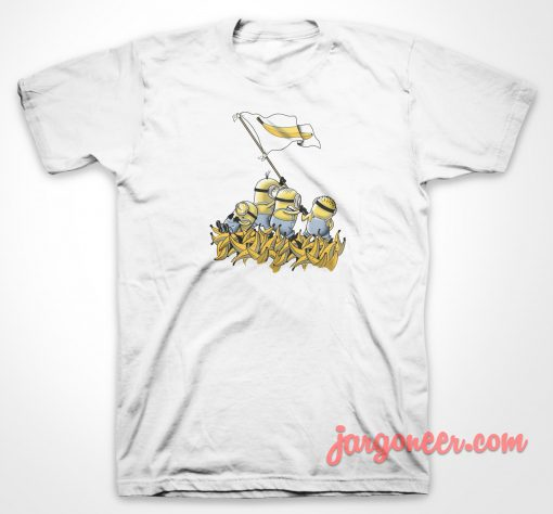 Banana Flag T Shirt