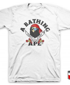 Bape Pirate Store T-Shirt