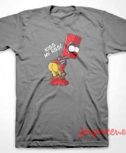 Bartpool Kiss My Ass T-Shirt
