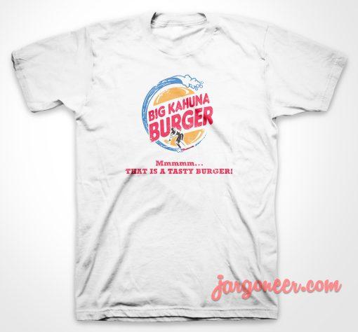 Big Kahuna Burger Parody T Shirt
