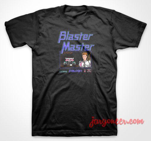 Blaster Master 8bitt T Shirt