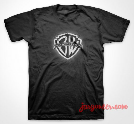 Bruce Wayne Production T-Shirt