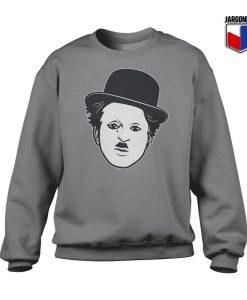 Charlie Chaplin Crewneck Sweatshirt