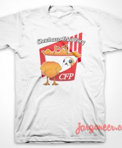 Chewbacca Fried Porg T-Shirt