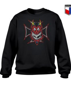Chopper Devil Crewneck Sweatshirt