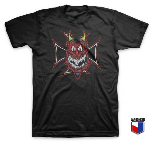 Chopper Devil T Shirt