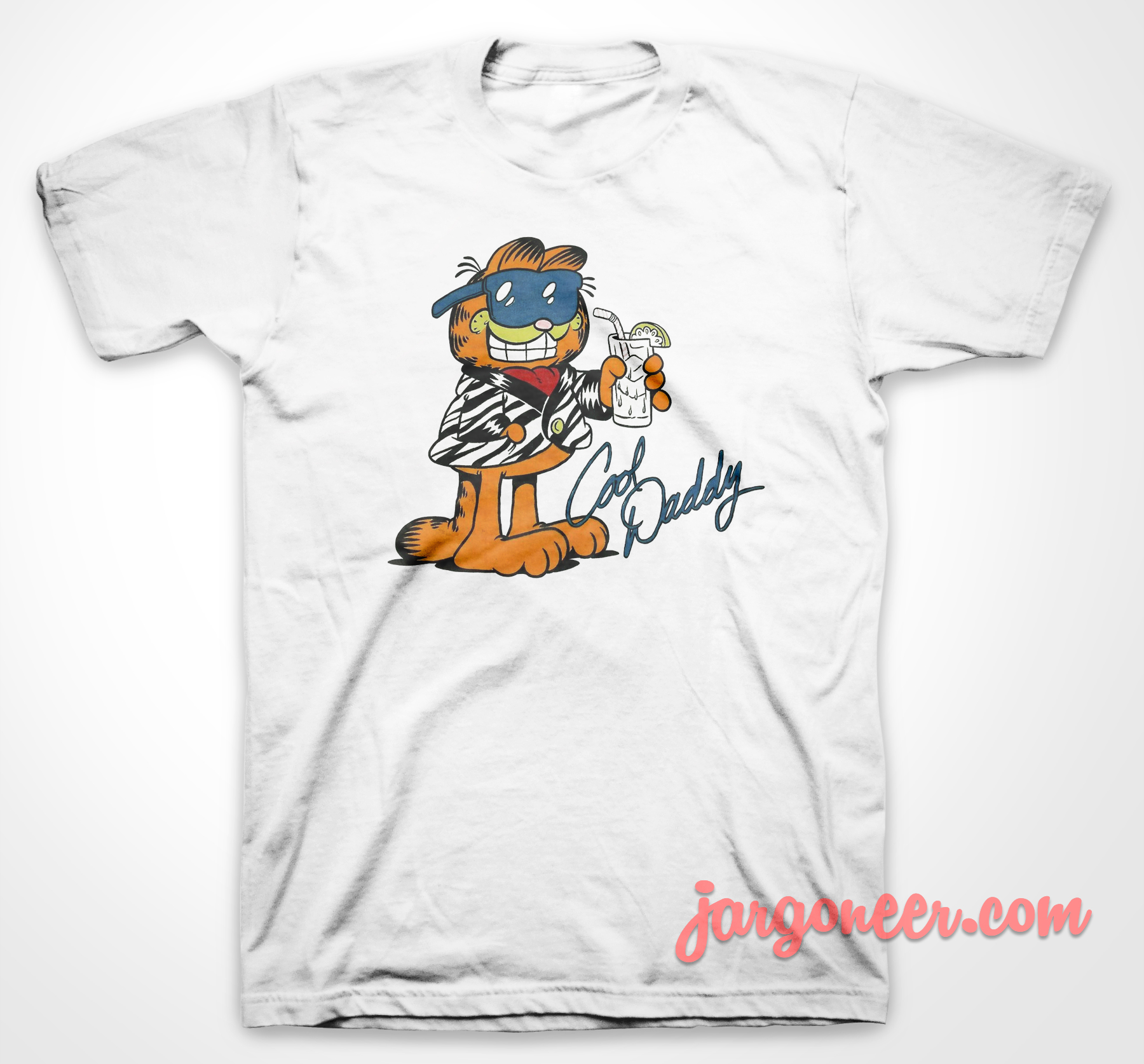 Cool Daddy Cat T-Shirt