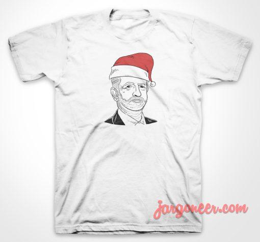 Corbyn Santa T Shirt