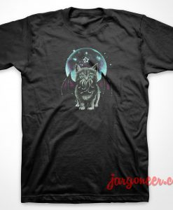 Cosmic Purrrcraft T-Shirt