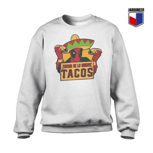 Dead Tacos Crewneck Sweatshirt