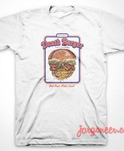 Death Burger T-Shirt