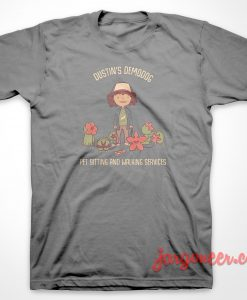 Dustin's Pet Services T-Shirt