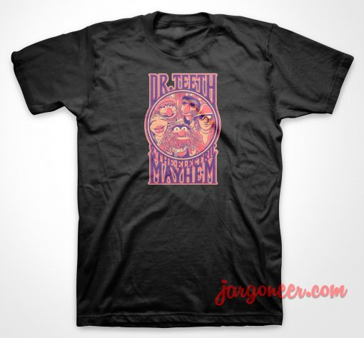 Electric Mayhem T Shirt
