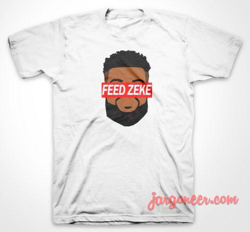 Ezekiel Elliot T Shirt