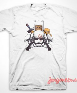 Finn Trooper T-Shirt