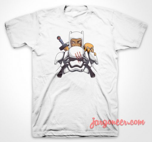 Finn Trooper T Shirt