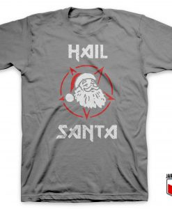 Hail Satan Claus T-Shirt