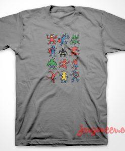 Haring Heroes T-Shirt