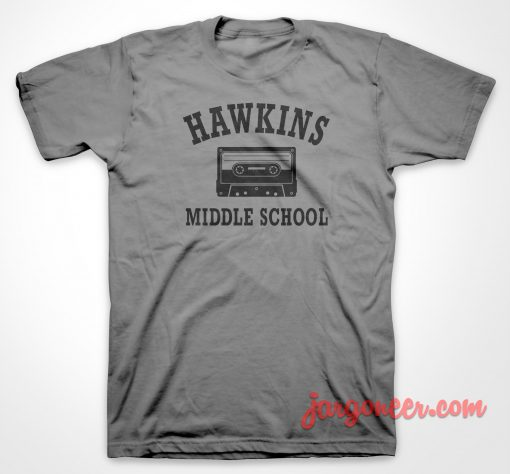 Hawkins Middle School T Shirt