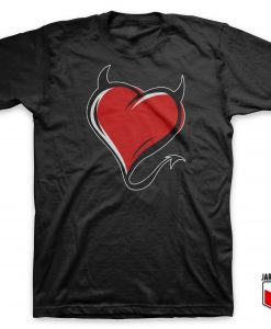 Heart Of The Evil T-Shirt