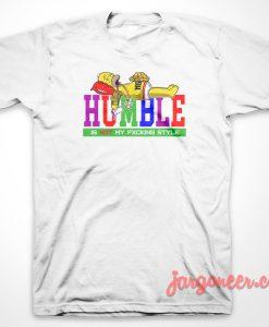 Humble Homer T-Shirt