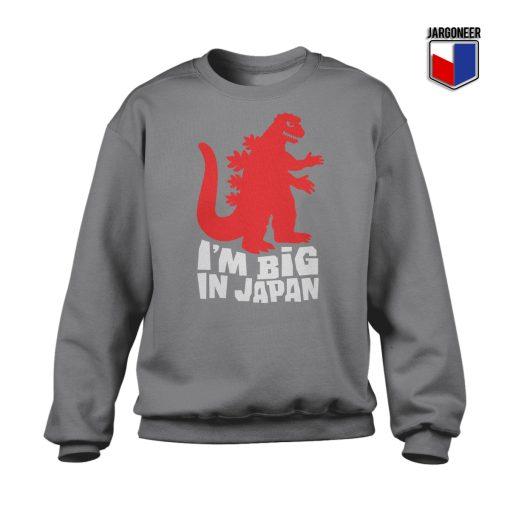 I Am Big In Japan Crewneck Sweatshirt