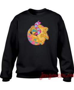 Jawbreaker Rush Gecko Crewneck Sweatshirt