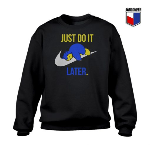 Just Relax Crewneck Sweatshirt