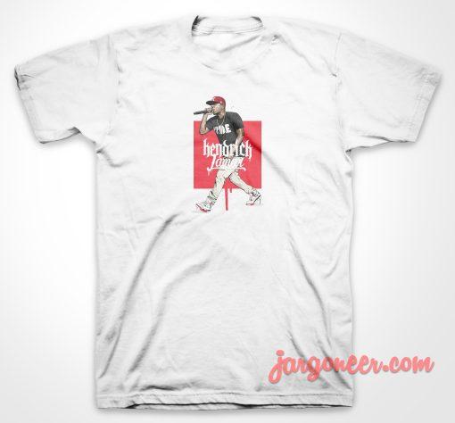 Kendrick Lamar T Shirt