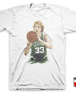 Larry Bird T Shirt