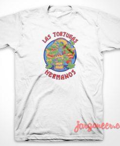 Las Tortugas Hermanos T Shirt