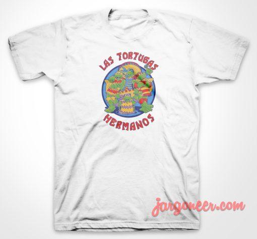 Las Tortugas Hermanos T-Shirt