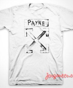 Liam Payne Cross T-Shirt