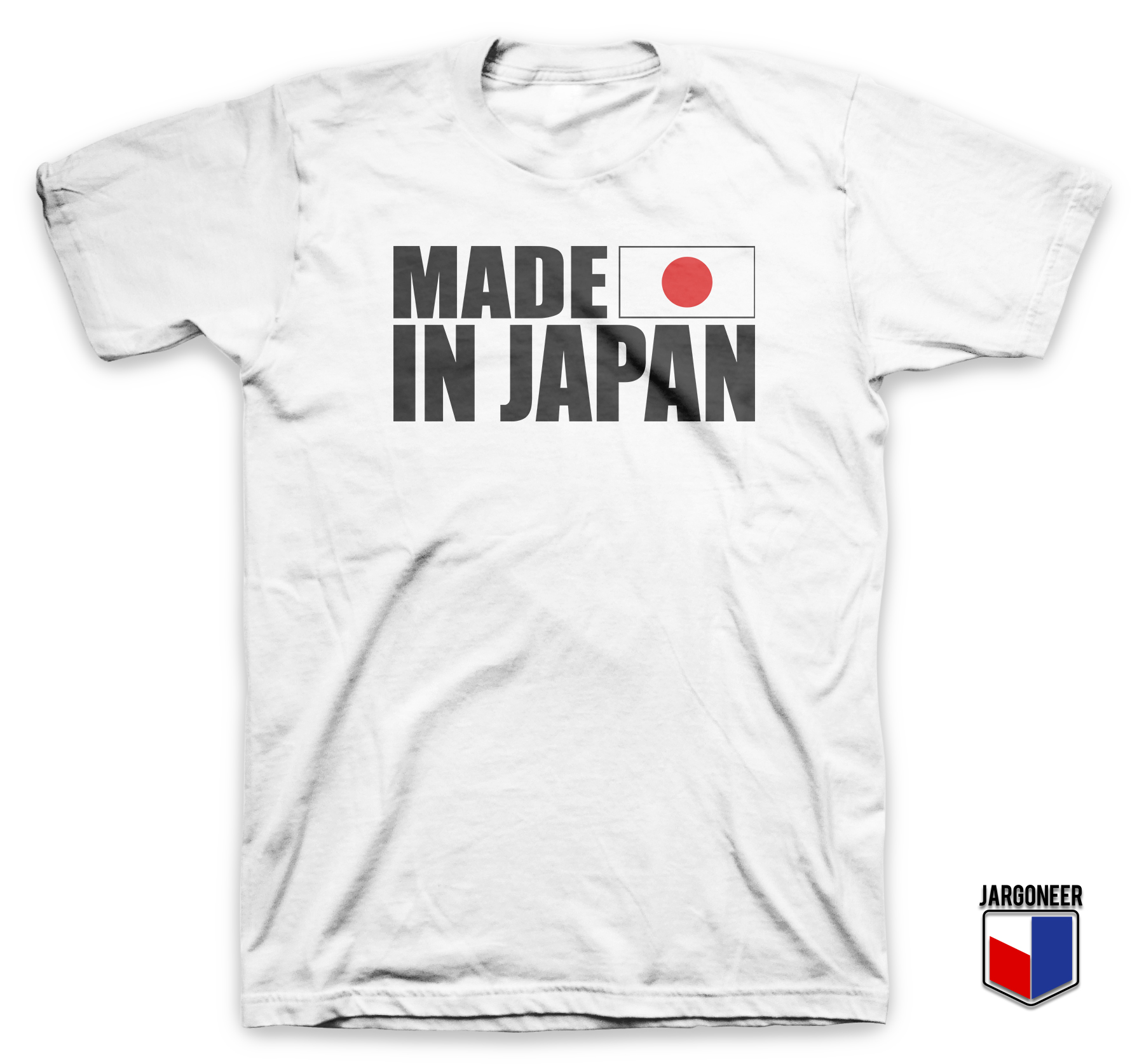 Made in japan with flag t shirt ideas t shirt cool for Made in t shirts