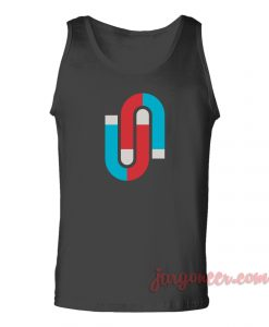 Magnetize Unisex Adult Tank Top