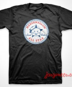 Marshmellow All Star T-Shirt