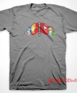 Marvel United T Shirt