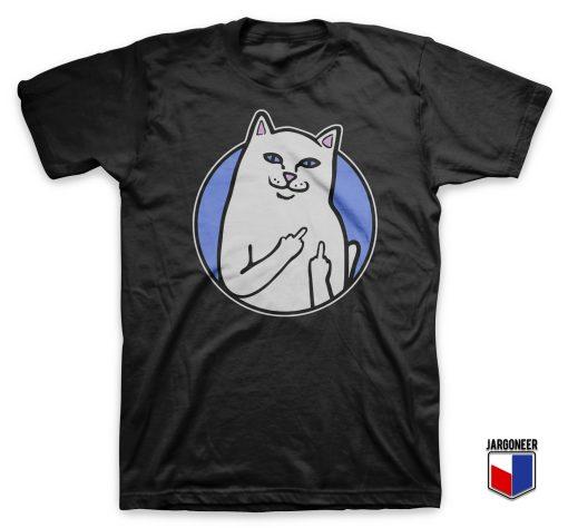 Rip N Dip Naughty Cat T Shirt