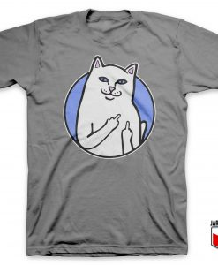 Rip N Dip Naughty Cat T-Shirt